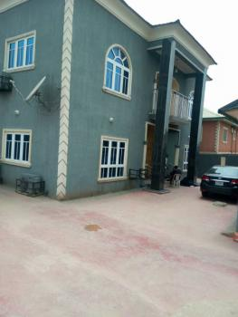 Decent 2 Bedrooms Up Flat Ensuite, Taodak, Ifako, Gbagada, Lagos, Flat for Rent