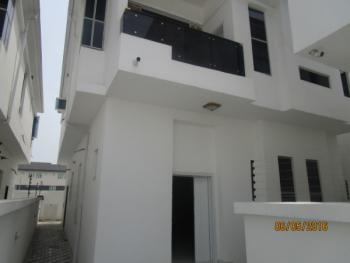 Luxury 4 Bedroom Semi- Duplex with Excellent Facilities, Chevron, Lafiaji, Lekki, Lagos, Semi-detached Duplex for Sale