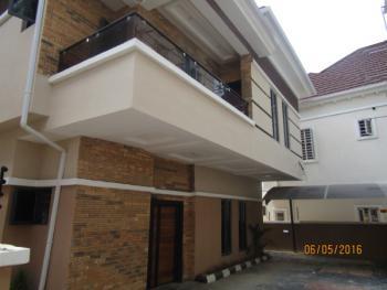 Luxury 5 Bedrooms Detached Duplex with Excellent Facilities, Chevron, Lafiaji, Lekki, Lagos, Detached Duplex for Rent