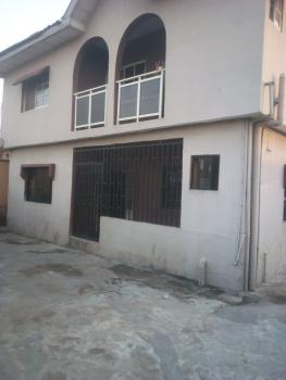 3bedroom Flat in a Tarred Gated Street, Fagba, Agege, Lagos, Flat for Rent
