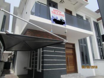 Luxury 4 Bedroom Semi-detached Duplex with Excellent Facilities, Chevron, Lafiaji, Lekki, Lagos, Semi-detached Duplex for Sale