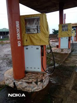 Not Functioning Petrol Station Negotiable, Mowe Ofada, Ogun, Filling Station for Sale
