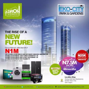 Land, Besides Alaro City,before Epe Link Bridge. Lagos, Epe, Lagos, Land for Sale