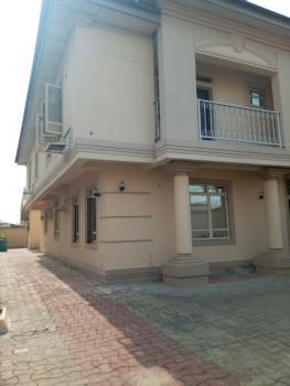 6 Bedroom Duplex with a Room Bq, Lekki Phase 1, Lekki, Lagos, Detached Duplex for Rent