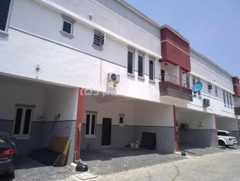 4 Bedroom Terrace Duplex, Ruxbury Court Along Orchid Hotel Rd, Lafiaji, Lekki, Lagos, Terraced Duplex for Sale