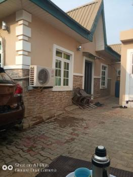 2 Bedroom Semi Detached Bungalow with Bq, Efab City Estate,nbora, Mbora, Abuja, Semi-detached Bungalow for Sale