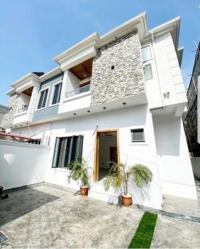 4 Bedroom Luxury Semi Detached with Bq, Osapa London, Osapa, Lekki, Lagos, Semi-detached Duplex for Sale