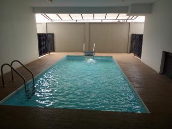 Newly Built 3 Bedroom Serviced Apartment, Off Pinnock Beach Road, Osapa, Lekki, Lagos, Flat for Rent