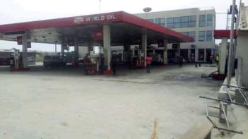 Commercial 15pump Filling Station on 2500sqm.with Plaza and Car Wash, Lekki Phase 1 on The Express, Lekki Phase 1, Lekki, Lagos, Filling Station for Sale