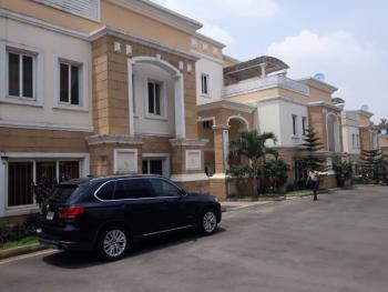 Diplomatic & Supper Finished 3bedroom Fully Serviced Duplex, Bq, Pool., Maitama District, Abuja, House for Rent