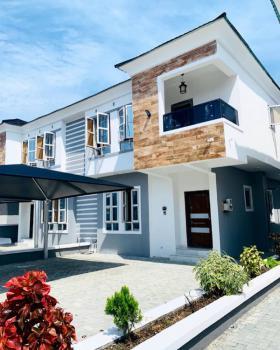 Brand New Fully Serviced 4 Bedroom Semi Detached Duplex, Chevron,by Chevron Toll Gate,lekki, Lekki Expressway, Lekki, Lagos, Semi-detached Duplex for Rent