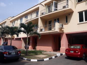 Luxury & Serviced 3bedroomterrace Duplex + 2rooms Bq, Off Ibb Boulevard Way, Maitama District, Abuja, Terraced Duplex for Rent