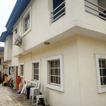 Neatly Used 4 Bedrooms Semi Detached Duplex, Omole Phase 1, Ikeja, Lagos, Semi-detached Duplex for Sale