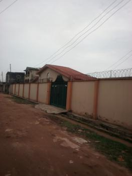 Lovely 5 Bedroom Duplex with Garage on a Plot of Land, Ahmadiyya, Abule Egba, Agege, Lagos, Detached Duplex for Sale
