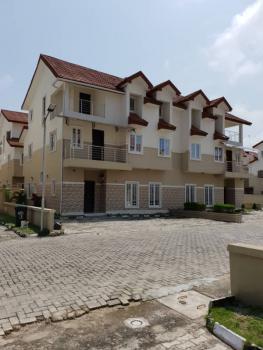 4 Bedroom Semi Detached with Study and a Bq, Cooplag Gardens Estate, Lafiaji, Lekki, Lagos, Semi-detached Duplex for Rent