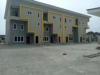 3 Bedroom Terrace Duplex, Orchid Road, Lafiaji, Lekki, Lagos, Flat for Rent