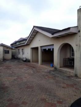 5 Bedroom Bungalow + 2 Room Bq, Alimosho, Ikeja, Lagos, Detached Bungalow for Sale