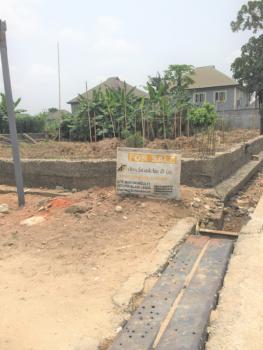 1385sqms of Bare Land, Behind Hotel Newcastle Anthony Village, Anthony, Maryland, Lagos, Land for Sale