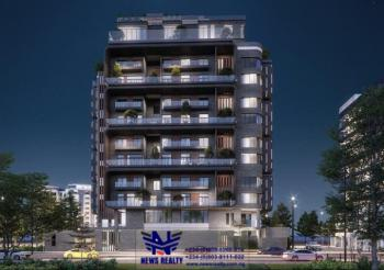 16 Unit of  4 Bedroom Fully Automated and Furnished Luxury Maisonete, Banana Island, Ikoyi, Lagos, Block of Flats for Sale