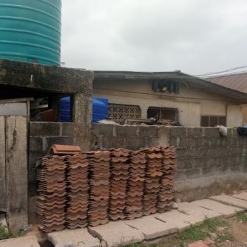 a Bungalow on a Half Plot of Land, Off Oshogun Street, Alapere, Ketu, Lagos, Detached Bungalow for Sale