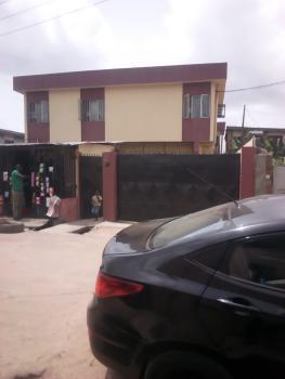 5 Bedroom Duplex+block of 2 Units of 3 Bedroom Flat + Bq on a Plot of Land, Off Kayode Street, Ogba, Ikeja, Lagos, Detached Duplex for Sale