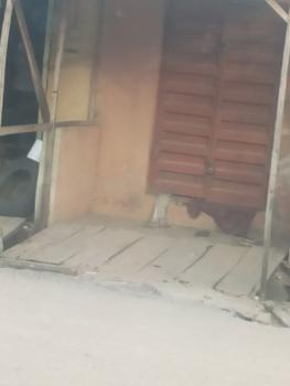 Ground Floor Shop, Off Iju Road By Lonlo Bus Stop, Iju-ishaga, Agege, Lagos, Shop for Rent
