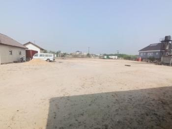 2800sqm Sand Filled Open Land Very Close to The Express, Ado, Ajah, Lagos, Commercial Land for Sale