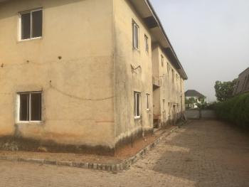 Four (4)units 3-bedroom Flats with Bq, Dimeji Bankole Street, Wuye, Abuja, Flat for Rent