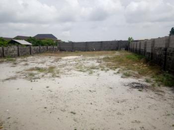Land Facing Road, Okun Ajah Directly on Diamond Beach Estate, Ogombo, Ajah, Lagos, Mixed-use Land for Sale