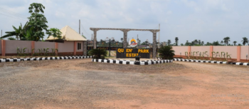 Plots of Land with C of O in a Serene Neighbourhood, Queens Park Estate 1, Mowe-ofada, Obafemi Owode, Ogun, Residential Land for Sale