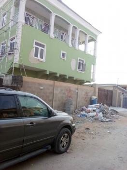 Newly Built 2bedroom Terraced Duplex, Harmony Estate Gbagada, Ifako, Gbagada, Lagos, Terraced Duplex for Rent