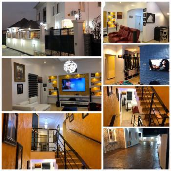 Luxury 5bedroom Duplex + 2room Bq Distress, Around L.b.s Axis in an Estate, Olokonla, Ajah, Lagos, Detached Duplex for Sale