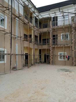 New and Tastefully Finished 2bedroom Flat All Rooms Ensuite, Eliozu Road an Estate with Tight Security, Obio-akpor, Rivers, Flat for Rent