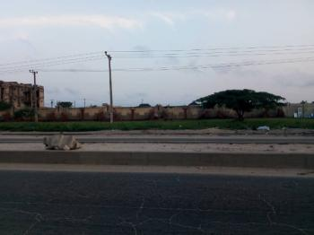 Dry Bare Land 1,471sqm ( 2 & Half Plots ), Sharing Fence with Chevron Toll Gate, Lekki, Lagos, Mixed-use Land for Sale