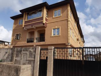 Nice 2 Bedroom Flat, Sadiku Bus Stop, Ekoro Road., Abule Egba, Agege, Lagos, Flat for Rent