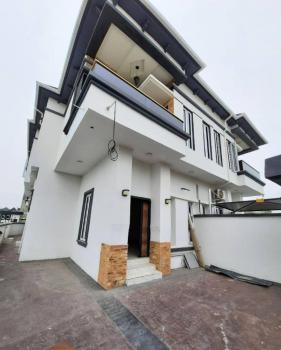 Luxury 4 Bedroom Semi Detached with Bq and Latest Finishing, Abraham Adesanya, Ado, Ajah, Lagos, Semi-detached Duplex for Sale
