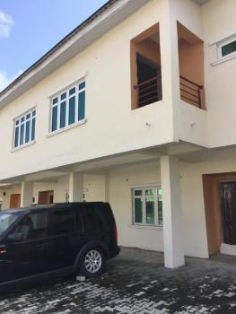 4 Bedroom Terrace House (carcass), Lekki Paradise 3, Chevron Drive, Lekki Phase 2, Lekki, Lagos, Terraced Duplex for Sale