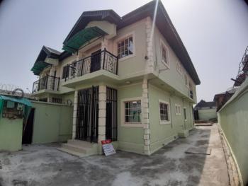 4 Bedroom Semi  Detached Duplex with Bq, Ologolo Road, Opposite Agungi, Ologolo, Lekki, Lagos, Semi-detached Duplex for Rent