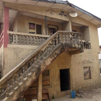 Bungalow and One Storey Building on Fenced 2 Plots of Land, St. Patricks Street, Alaba, Ojo, Lagos, Plaza / Complex / Mall for Sale