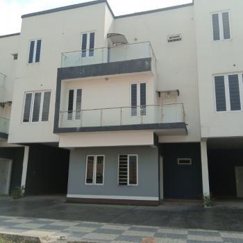 5 Bedroom Bedroom Terraced Duplex with Bq, Ikota, Lekki, Lagos, Terraced Duplex for Rent