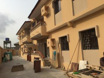 Newly Renovated Spacious 3 Bedrooms Flat, Beach Road, Ebute, Ikorodu, Lagos, Flat for Rent