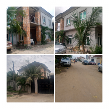 Brand New 4 Bedroom  Detached Duplex, Ago Palace, Isolo, Lagos, Detached Duplex for Sale