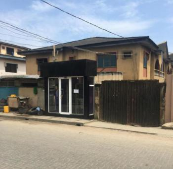 a Block of 4 Flats Consisting of 3 Bedroom Each with Shops, Ago Palace, Isolo, Lagos, Block of Flats for Sale