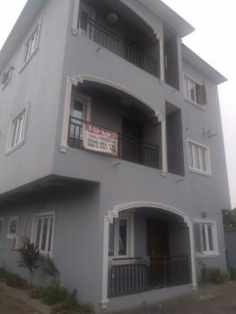 a Very Clean and Standard Room in a Flat (shared Kitchen Only), Marshill Estate Along Addo Road, Ado, Ajah, Lagos, Self Contained (single Rooms) for Rent