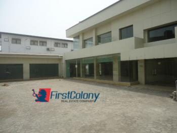 Massive Detached Building for Office, Restaurant, Or Club Use, Off Akin Adesola Street, Victoria Island (vi), Lagos, Office Space for Rent