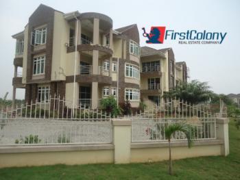 New 4 Bedroom Terraced Duplex Within Royal Gardens Estate, Shortly After Vgc, Along Lekki-epe Expressway, Vgc, Lekki, Lagos, Terraced Duplex for Sale