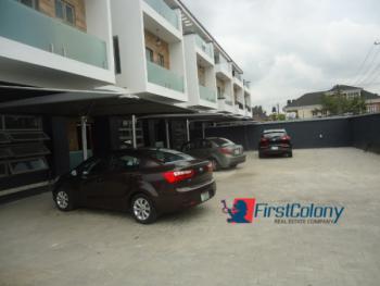 Newly Built Luxury 4 Bedroom Terraced Duplex, Within Osborne Phase 2 Estate, Osborne, Ikoyi, Lagos, Terraced Duplex for Sale