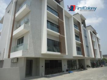 Grandiose, Contemporary 4 Bedroom Pent-floor Maisonette, Off Gerrard Road, Old Ikoyi, Ikoyi, Lagos, Terraced Duplex for Sale
