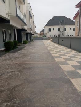 a 4 Bedroom Terraced Apartment, Eleganza Axis Around Oral Estate, Lekki Expressway, Lekki, Lagos, Terraced Duplex for Rent
