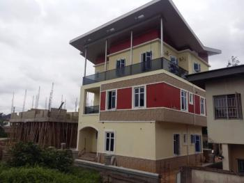 New and Well Finished 5 Bedroom Fully Detached Duplex with Bq, Adeniyi Jones, Ikeja, Lagos, Detached Duplex for Sale
